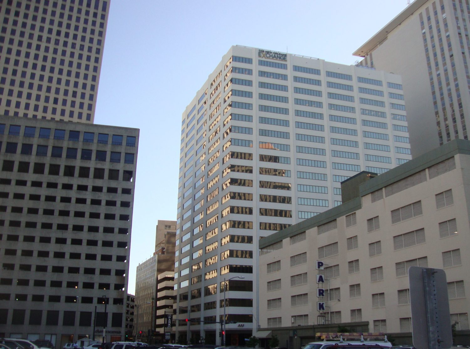 new orleans brokerage exchange centre office
