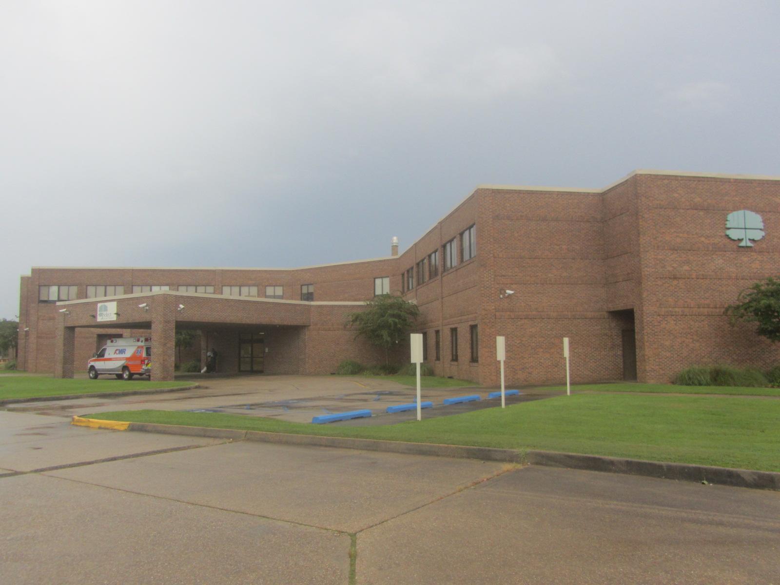 Former garden park hospital mcenery residential the - Garden park medical center gulfport ms ...