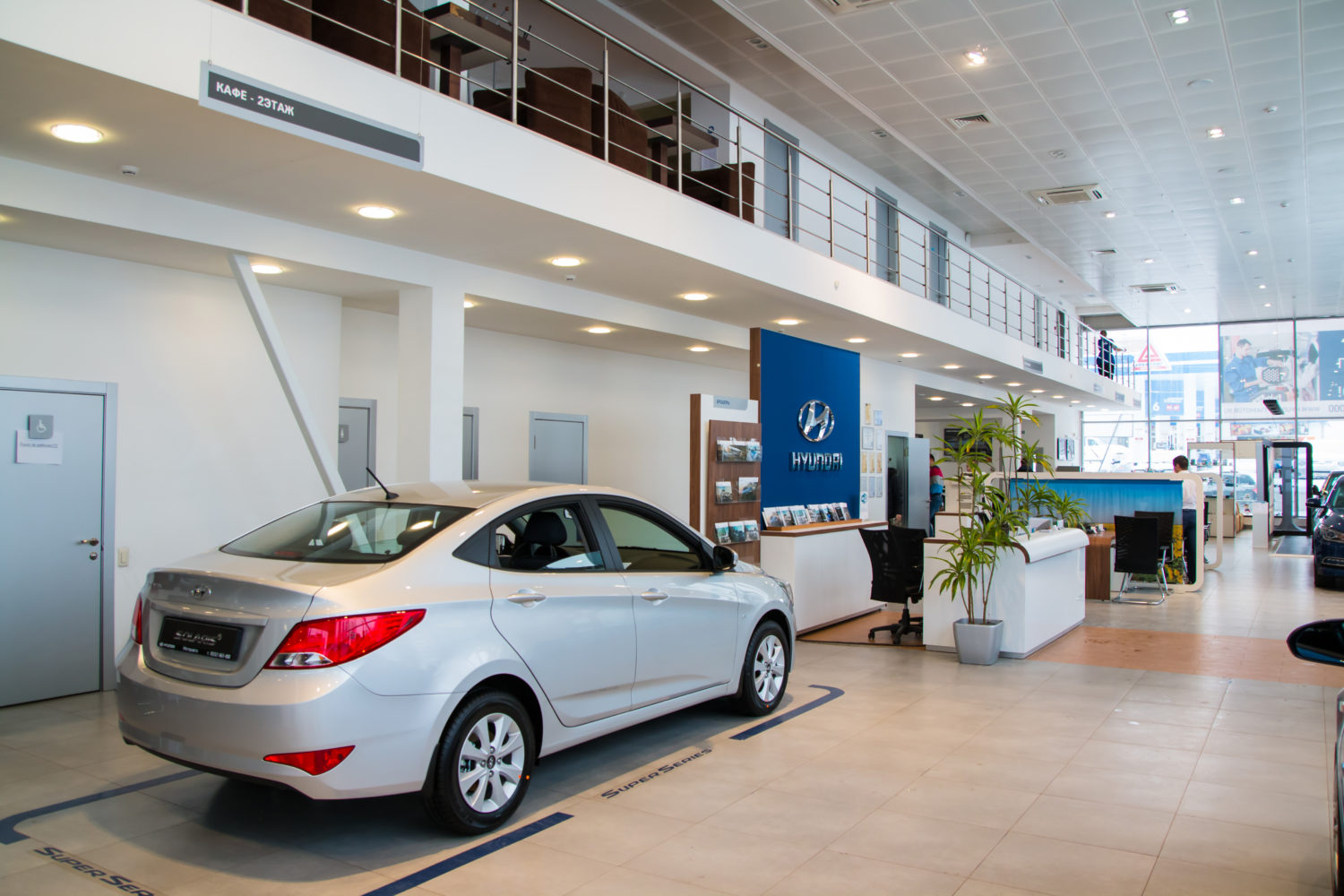 Dealerships the mcenery company for Department of motor vehicles mandeville la